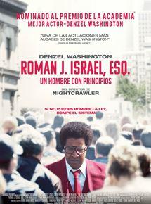 Roman J. Israel, Esq. Un hombre con principios
