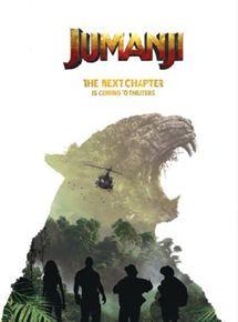 Jumanji: En la jungla 2