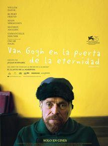 Van Gogh en la puerta de la eternidad