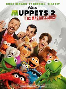 Muppets 2: Los más buscados
