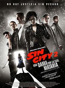 Sin City: Una dama por la cual mataría