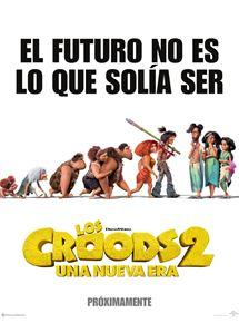 Los Croods 2: Una nueva era