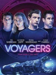 'Voyagers' - Tráiler oficial en inglés