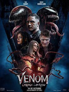 'Venom 2: Carnage liberado' - Segundo tráiler oficial subtitulado