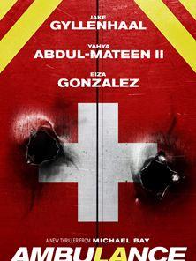 'Ambulance' - Tráiler oficial en inglés