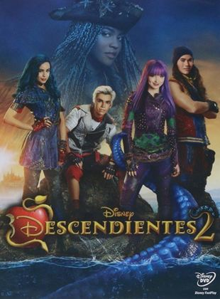 Descendientes 2