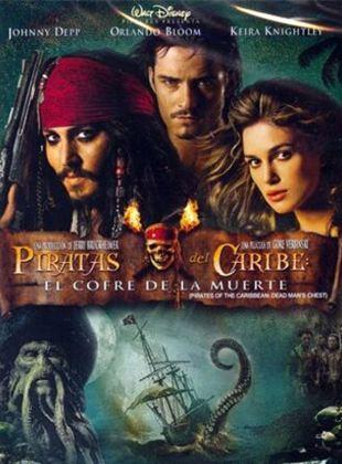 Piratas Del Caribe El Cofre De La Muerte Sensacine Com Mx