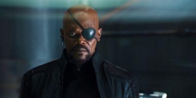 'Captain Marvel': presenta a Nick Fury sin parche