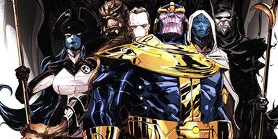 'Avengers: Infinity War': Conoce más de cerca a la Black Order