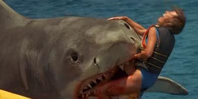 Los ataques de tiburón más espeluznantes del cine