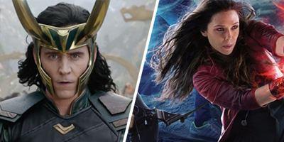 Loki y Bruja Escarlata tendrán su propia serie