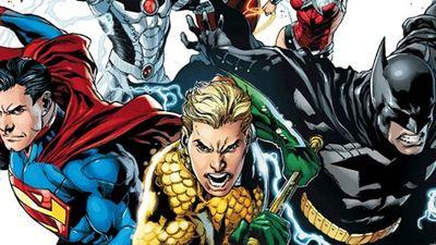 Las películas animadas de la Liga de la Justicia