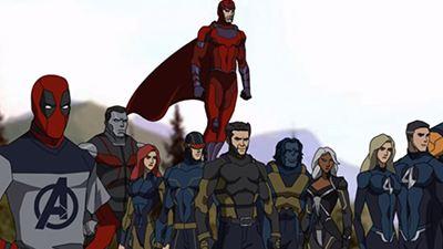 'Avengers 4': El fan tráiler que incluye X-Men, Defenders, Ghost Rider y más