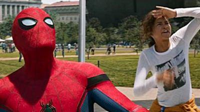 Nuevas imágenes de Tom Holland y Zendaya en 'Spider-Man: Far From Home'