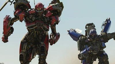 'Bumblebee' y 6 transformers que lo acompañan (hasta ahora)