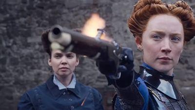 'Las dos reinas': Margot Robbie y Saoirse Ronan se declaran la guerra