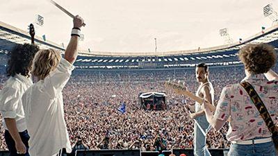 'Bohemian Rhapsody': ¿Cómo hicieron la escena de Live Aid?