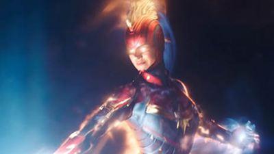 'Captain Marvel': Las revelaciones detrás del avance