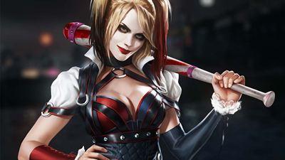 Harley Quinn: 10 versiones para quitarte el aliento