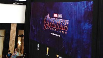 'Avengers: Endgame': ¿Qué esconde la gran estructura en Plaza Universidad?