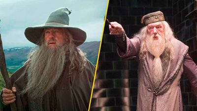 ¿Quién es más poderoso: Gandalf o Dumbledore?
