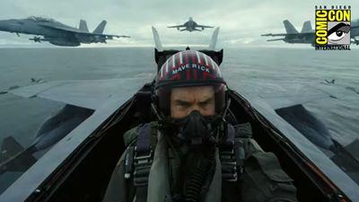 Comic Con 2019: Tom Cruise sorpresivamente presenta 'Top Gun: Maverick'