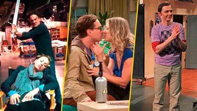 'The Big Bang Theory': 15 fotos detrás de cámara que cambiarán tu perspectiva
