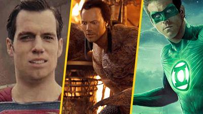 20 de los peores efectos especiales en el cine