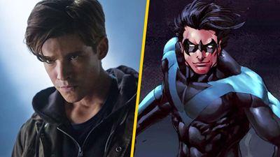 'Titans': Filtran nuevas fotos de Dick Grayson como Nightwing