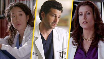 'Grey's Anatomy': 10 personajes que extrañamos y no olvidaremos