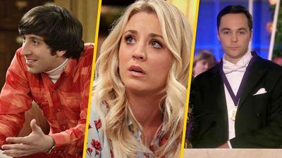 'The Big Bang Theory': 10 preguntas que aún nos hacemos sobre los personajes