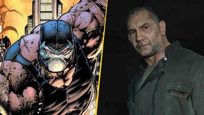 'The Batman': Dave Bautista podría ser Bane, aunque hay un pero