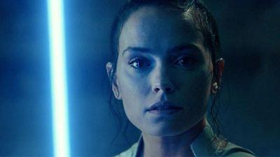 'Star Wars 9': La verdad detrás del sable amarillo de Rey