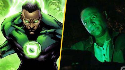 'Arrow': Mira la introducción de Linterna Verde en el final de la serie