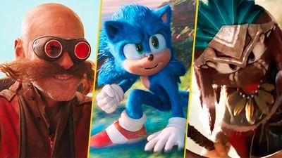 'Sonic: La película': 15 easter-eggs y referencias que te sorprenderán