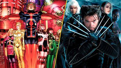 'Eternals' introduciría a los X-Men al Universo Cinematográfico de Marvel