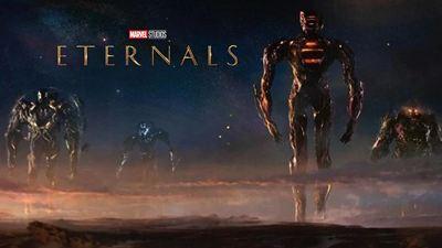 'Eternals': Filtran la identidad del villano