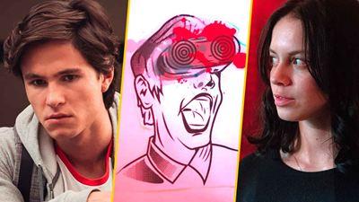 'Control Z': ¿Quiénes son los actores en el reparto de la nueva serie de Netflix?