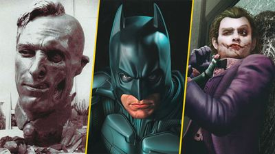'Batman: El caballero de la noche': 20 imágenes y artes poco conocidas por los fanáticos