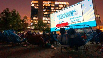 Autocinema Coyote, primer cine que reabre en México, ¿el inicio de la nueva normalidad?