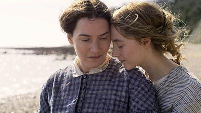 'Ammonite': De qué trata, fotos y más sobre la nueva película con Kate Winslet y Saoirse Ronan