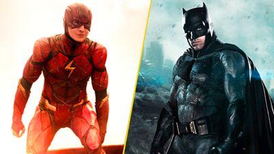 'The Flash': Así se vería el nuevo traje de Ben Affleck como Batman