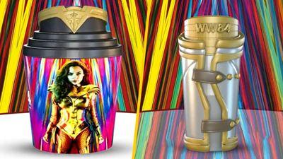 'Mujer Maravilla 1984': Conoce los coleccionables de Cinemex para la película de DC