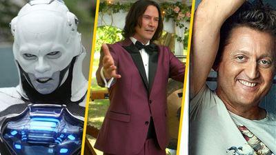 'Bill y Ted: Salvando el universo': ¿Quién es quién en la película con Keanu Reeves?