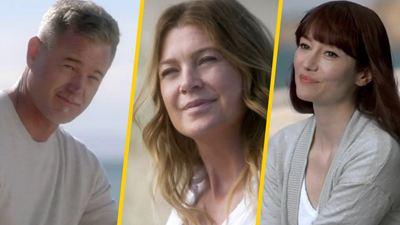 'Grey's Anatomy': Así fue el regreso de Lexie Grey y Mark Sloan a la serie en la temporada 17