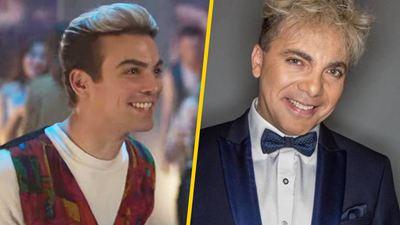 'Luis Miguel: La serie': ¿Es Cristian Castro en quien se basa Cris Valdés en la serie de Netflix?