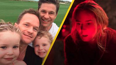 'Un lugar en silencio 2': Hija de Neil Patrick Harris no pudo dormir tras ver la película