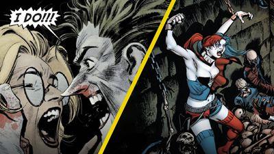 'El Escuadrón Suicida': Los 5 momentos más crueles de Harley Quinn en DC Cómics