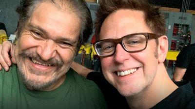 'Escuadrón Suicida 2': El homenaje al mejor amigo de James Gunn en pose de Joaquín Cosío