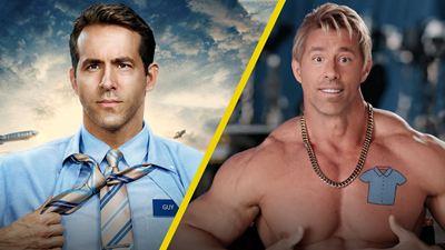 ¿Quién es el fisicoculturista que interpretó al doble de Ryan Reynolds en 'Free Guy: Tomando el control?